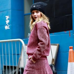 おしゃれ聖地ロンドンのファッションウィーク中にキャッチしたストリートガールSNAP vol.6