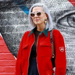 おしゃれ聖地ロンドンのファッションウィーク中にキャッチしたストリートガールSNAP vol.7