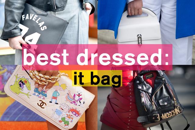 小さめバッグに夢中! バッグスタイル特集