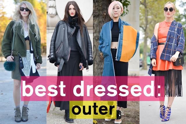 冬のファッションを制する! アウタースタイル特集