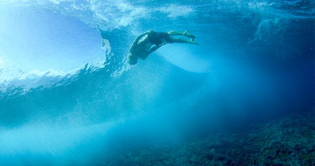 サーファーもそうでない人も必見! 4Kサーフムービー『VIEW FROM A BLUE MOON』