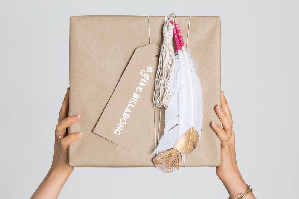 Billabongのトータルコーディネイトをプレゼント! 「#giveBillabong」キャンペーンを開催中