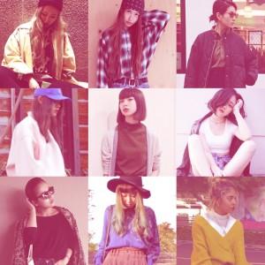 NYLONブロガーの2015 #OOTD QUEEN BEST10