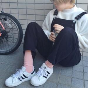 ストリートはピンクに夢中♡ #ootd4nylonjp