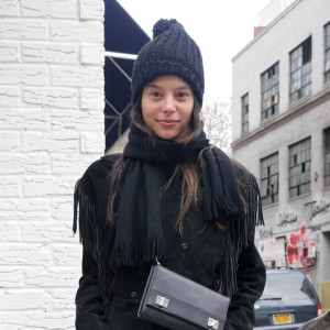 WORLD SNAP New York(ニューヨーク)Cherelle