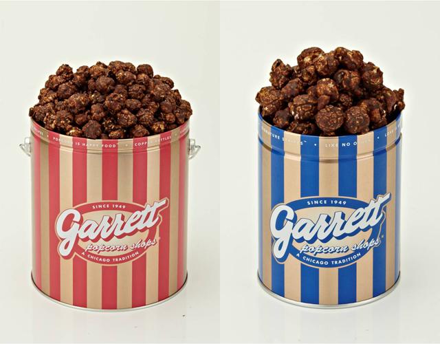 バレンタイン限定! 世界中で愛されるギャレット ポップコーン ショップスの新作はチョコ ココア味♡