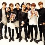 BIGBANGの系譜を継ぐ次世代グループiKONが初表紙に! NYLON JAPAN限定の超レアプレゼント付き!!