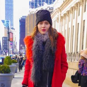 WORLD SNAP New York(ニューヨーク)natalie suarez