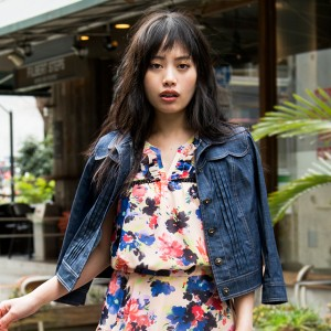 DOLLY GIRL BY ANNA SUIで少女のようなガーリーファッション