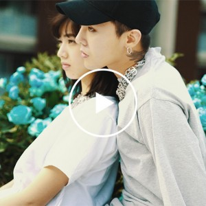 G-DRAGON(from BIGBANG)×小松菜奈 <br />Love is here ~僕達が愛した、春のもの達へ~