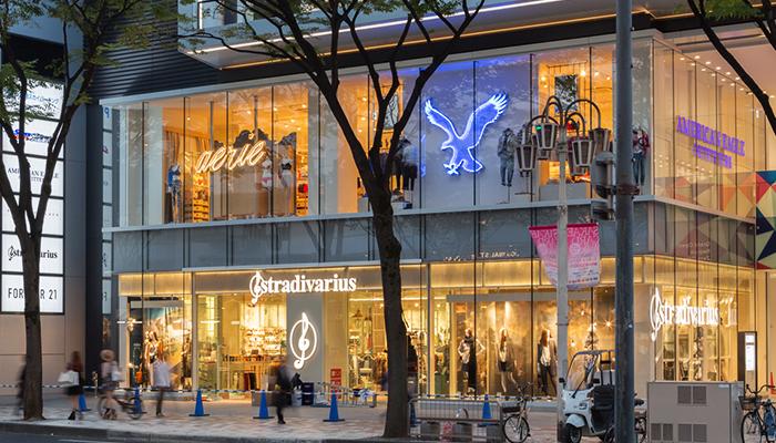 アメリカンイーグル アウトフィッターズのショッピングナイトイベントが4/27に名古屋で開催