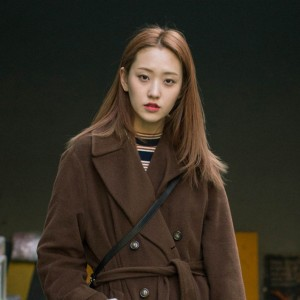 WORLD SNAP Korea Seoul(韓国 ソウル) Jeong Eomji