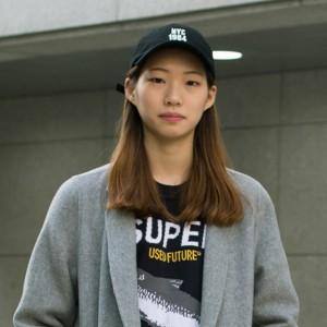 WORLD SNAP Korea Seoul(韓国 ソウル) Park Eunbin