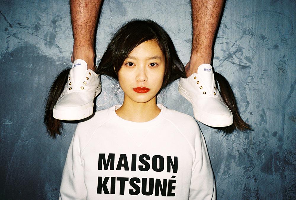 "MAISON KITSUNÉの最新コレクションのテーマは""礼式"""