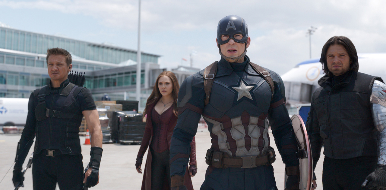 『シビル・ウォー/キャプテン・アメリカ』