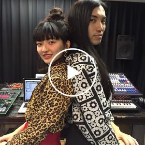 『full volume』vol.4/14歳のインスタガールMappyのクリエイタースタイル ~Mappy&Seihoの曲作りにTRY!!(後編)~
