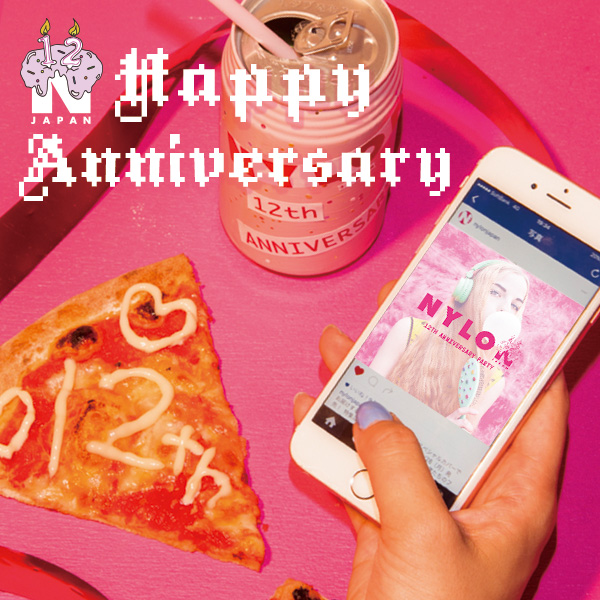 + 12th anniversary special digital contents +