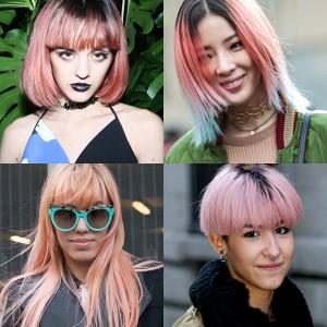 個性を思いっきり表現! ピンクヘアスタイル特集
