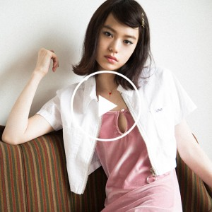 野崎智子のムービー連載『M CHANNEL』- in the mood for spring #2 ~映画のヒロインに憧れるガールズルック~