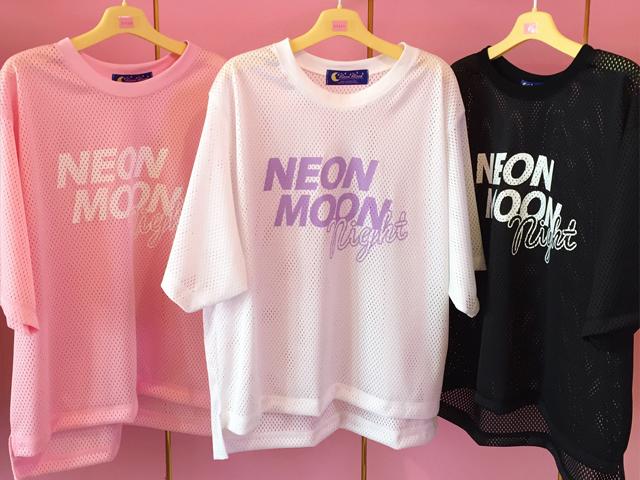 注目のコリアンブランド『neon moon』のPOP UP SHOPが渋谷PARCOに出現!