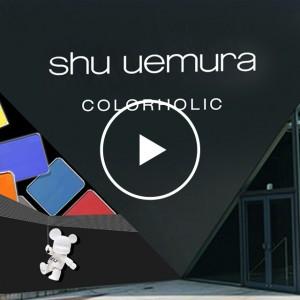 """溢れる""""色""""から""""TOKYO""""を感じて shu uemura 100色のアイシャドーがローンチ"""