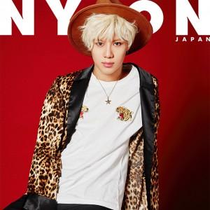 【表紙画像解禁】NYLON JAPAN 2016年9月号スペシャルエディション(テミン/SHINeeカバー)発売決定!
