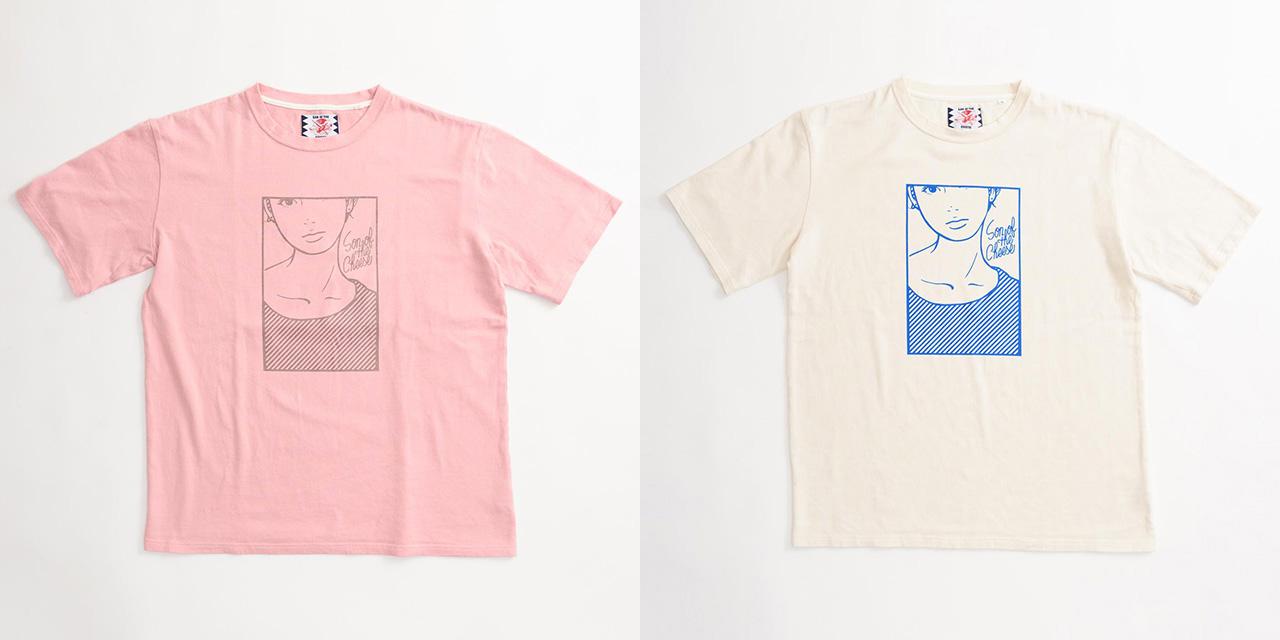 SON OF THE CHEESE× SQUASHのコラボTシャツに注目