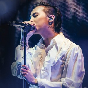 G-DRAGON (from BIGBANG) が初プロデュースした香水『GD EAU DE TOILETTE(オードゥトワレ)』のPOP-UP STOREがオープン
