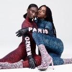 エッジィな色柄でますます期待が高まる! KENZO×H&Mコレクションの一部が初公開