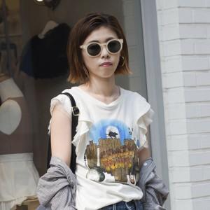 WORLD SNAP Korea Seoul(韓国 ソウル) Mayuko