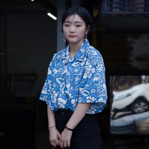 WORLD SNAP Korea Seoul(韓国 ソウル) Oh Minyeong