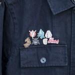 VOLCOM × J&M 限定PINSコレクションがキュート!