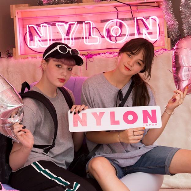 ナイロニスタが大集合♡ 渋谷パルコとのコラボイベント『NYLONマーケット』をレポート!
