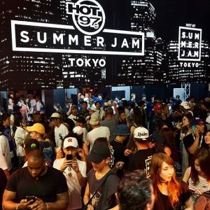 本場NYの空気を日本で体感! 「HOT 97 SUMMER JAM TOKYO」