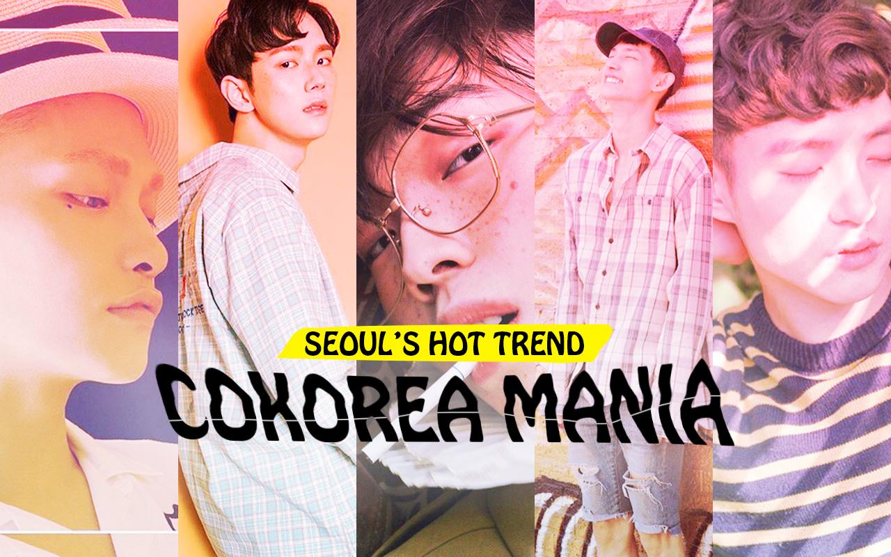 いま注目すべき韓国のイケメンitモデルをピックアップ♡ –韓国HOT NEWS 『COKOREA MANIA』 vol.6