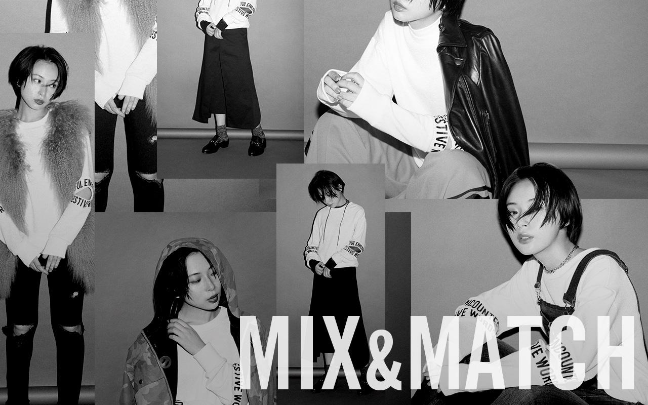 秋コーデの参考に♡ 着まわしスタイルサンプルMIX&MATCH −vol.1