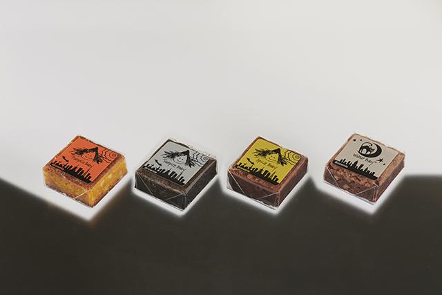 NYのお土産の定番Fat Witch Bakeryに日本限定のハロウィンフレーバーが登場
