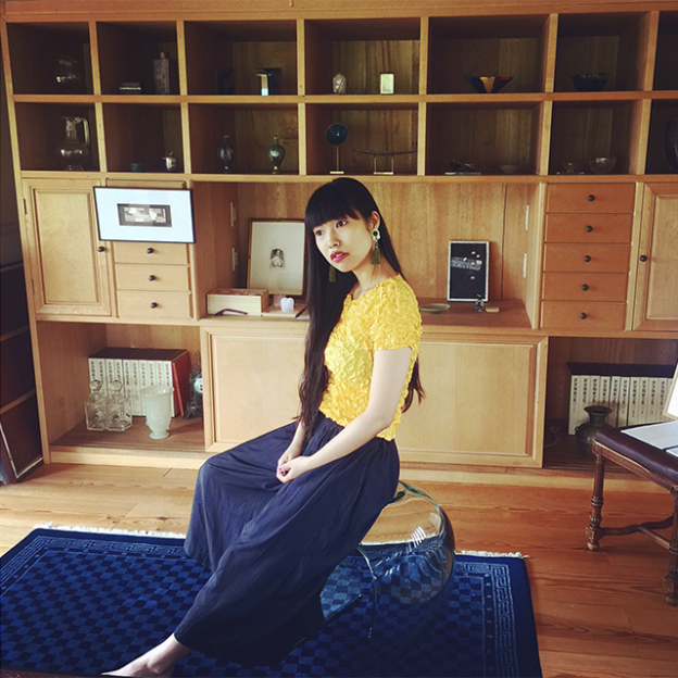 NYLONブロガーの内面に迫るインタビュー連載『focus on N-bloggers』Vol.14 shiori