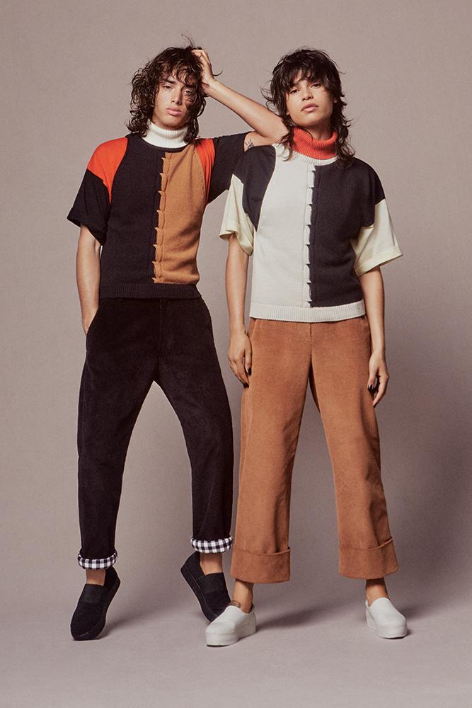 着てると楽しくなっちゃう! OPENING CEREMONYとEspritがコラボコレクションを発表