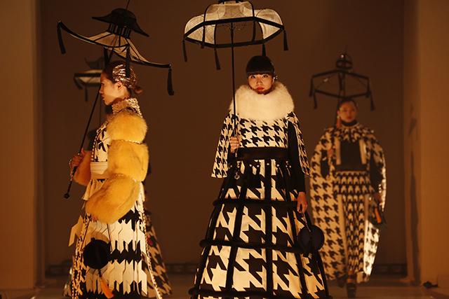 未発見の才能が集う 文化服装学院の文化祭が今年も開催!