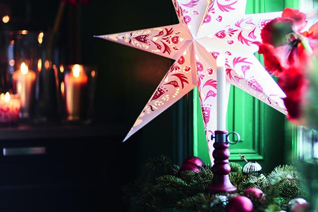 イケアのクリスマスコレクションでマイルームをホリデームードに♡