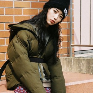 冬コーデ、去年とガラリと変えてみない? X-girl 2016AWでitモデルが変身 CASE.4 YUI MATSUMOTO