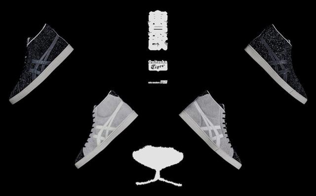 ジャイアントパンダをイメージ! Onitsuska Tiger × mita sneakersのコラボシューズが登場。