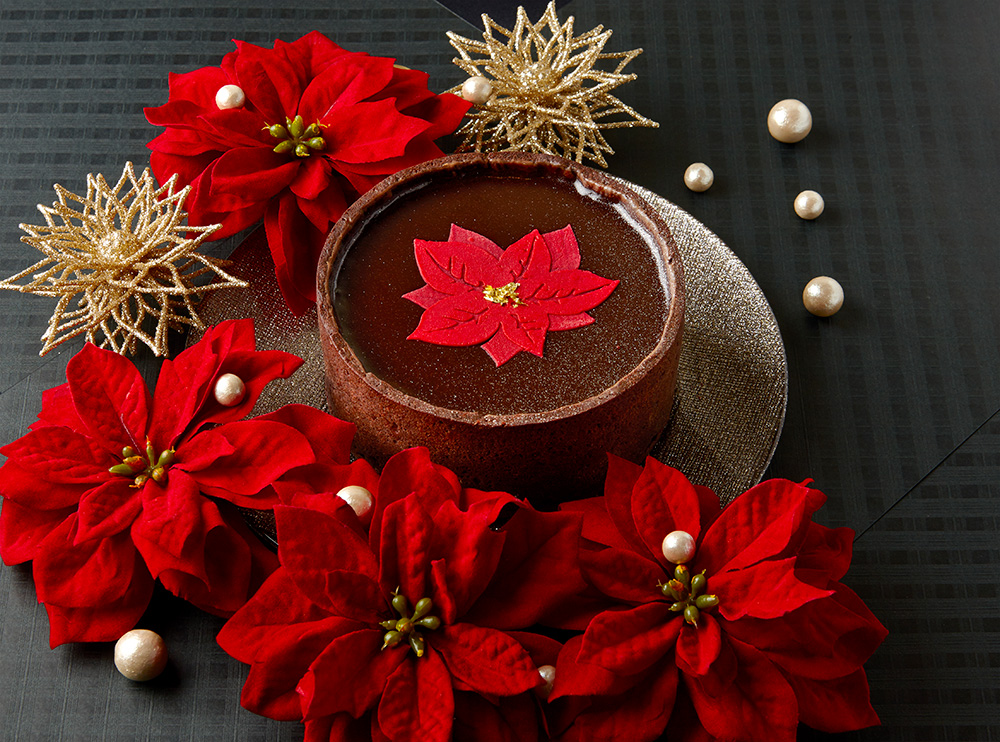 クリスマスの奇跡。JOHN KANAYAのクリスマスタルトで大人なホリデーに