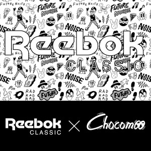 Reebok CLASSIC×Chocomooのカプセルコレクションがローンチ!