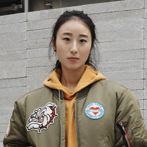 WORLD SNAP 海外スナップ seok mijeong