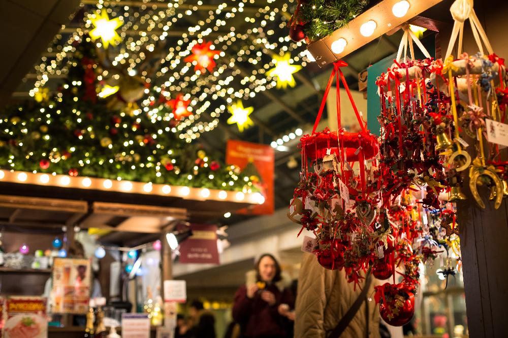 ホリデーの予定はもう決まってる? 六本木のクリスマスマーケットでスペシャルな1日を過ごして