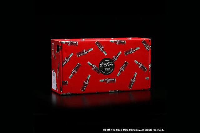 ボトルデザインがレトロで可愛い! 東京発信のスニーカーブランドUBIQがコカ・コーラとのコラボコレクションをローンチ