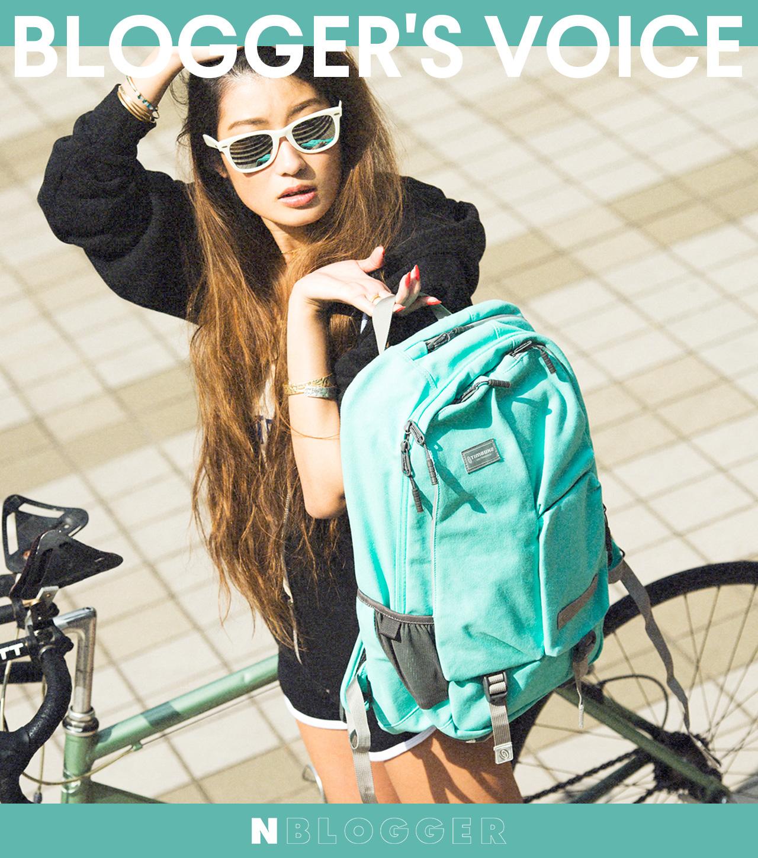 NYLONブロガー6期オーディションスペシャルコンテンツ  現役ブロガーが語るNYLONブロガーの魅力 Vol.3 miho