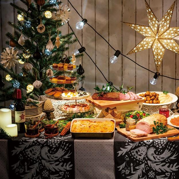 イケアレストラン&カフェでクリスマスディナービュッフェが開催中!
